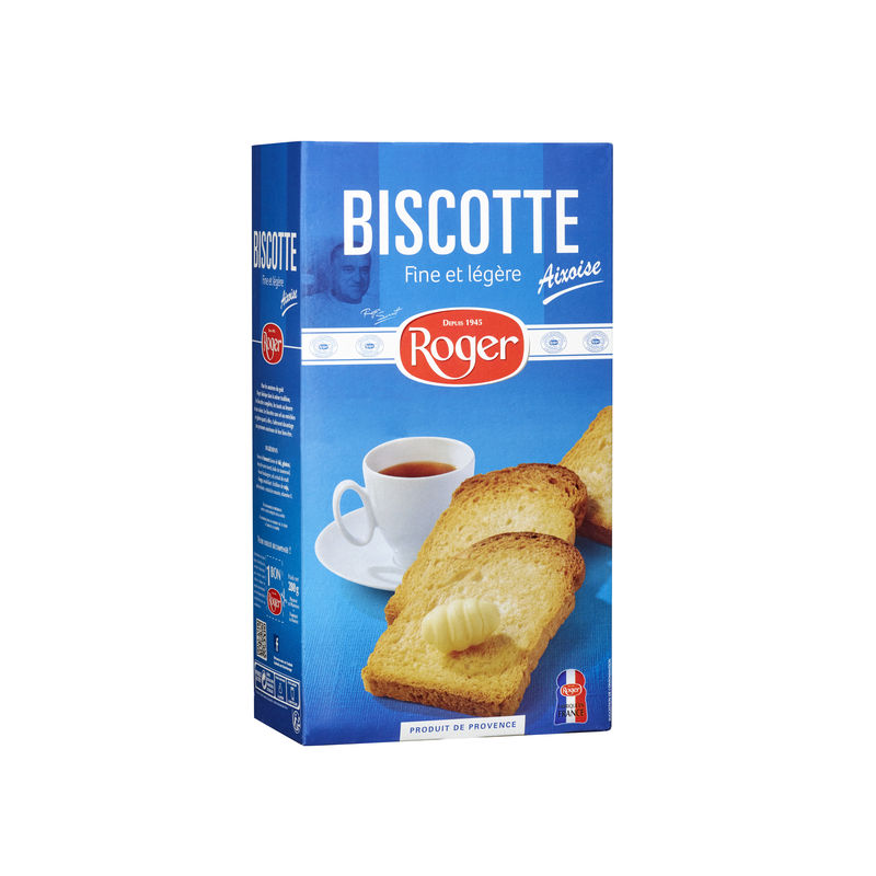 Biscotte Normale Roger 280g