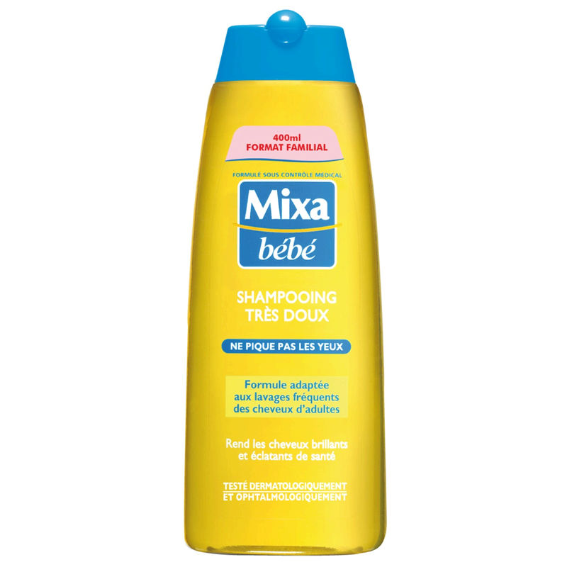 Mixa Bb Shamp T.doux 400ml
