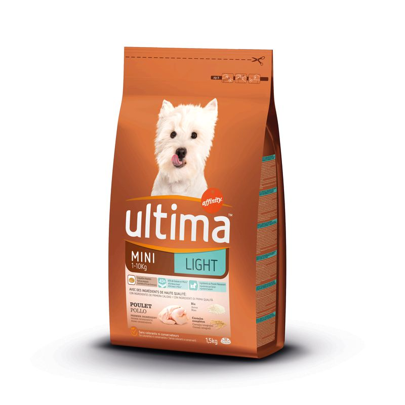 Ultima Spec.mini Light 1,5kg