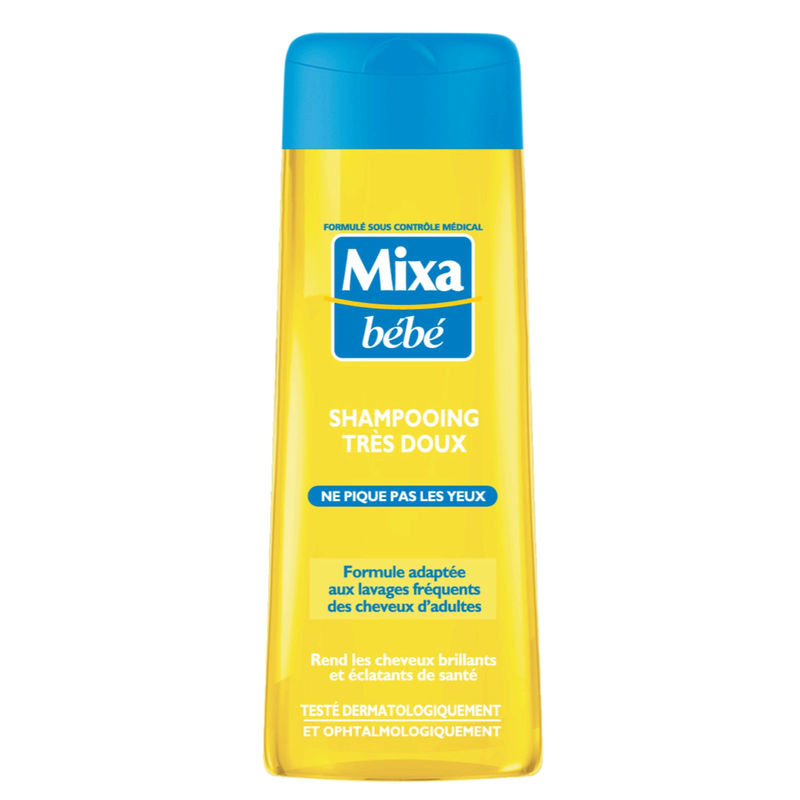 Mixa Bebe Shp Tres Dx 250ml
