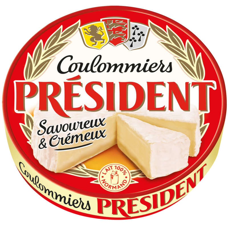 Coulommiers President 350g