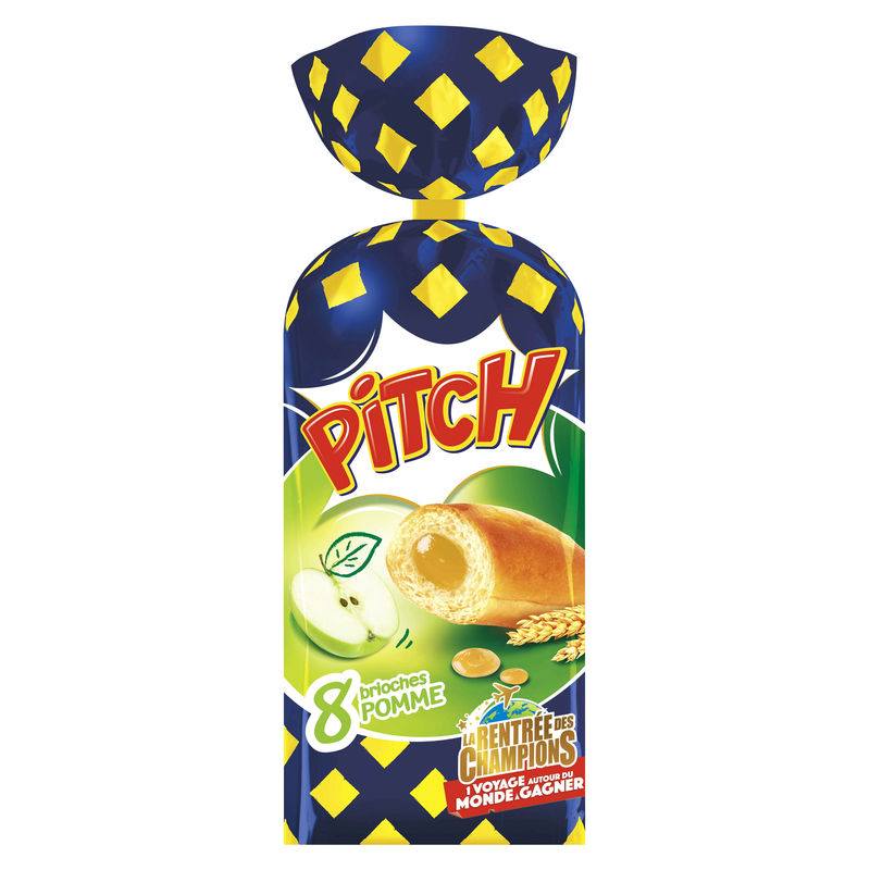Pitch Fourre Pommex8 310g
