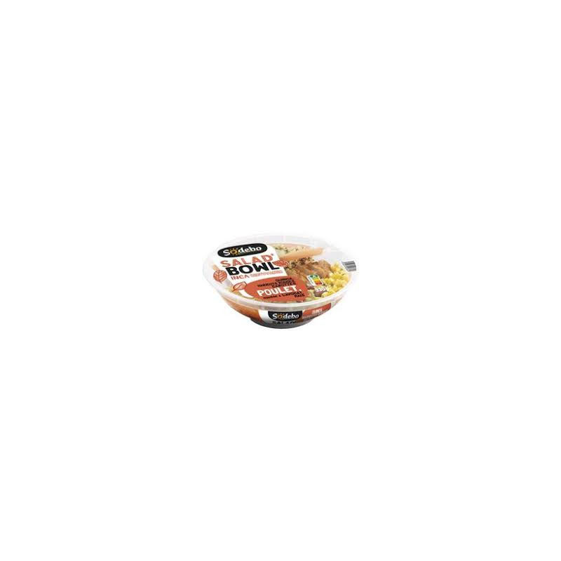 Salad Bowl Inca 330g
