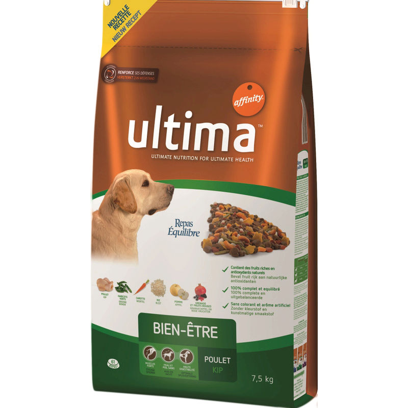 Ultima Medium Maxi Adult 7,5kg