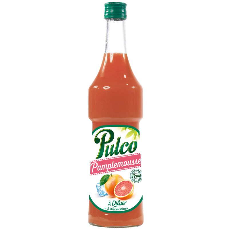 Pulco Pamplemousse Rose70cl