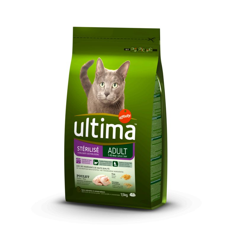 Ultima Chat Sterilise 1,5kg