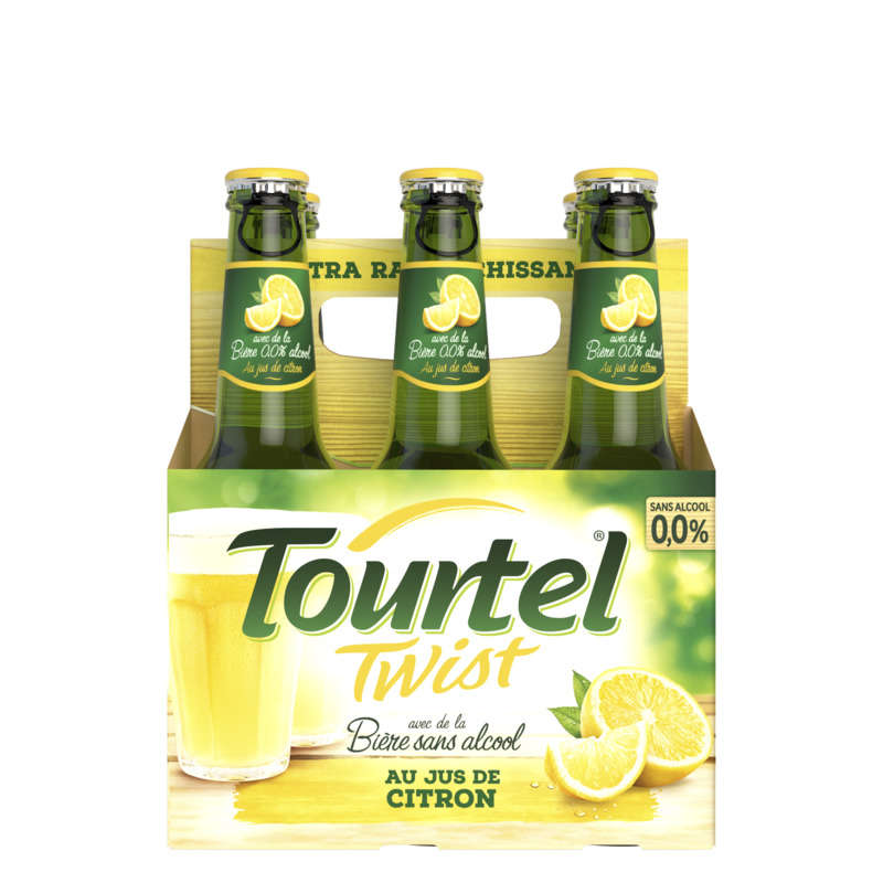 Tourtel Twist 6x27,5cl Citron