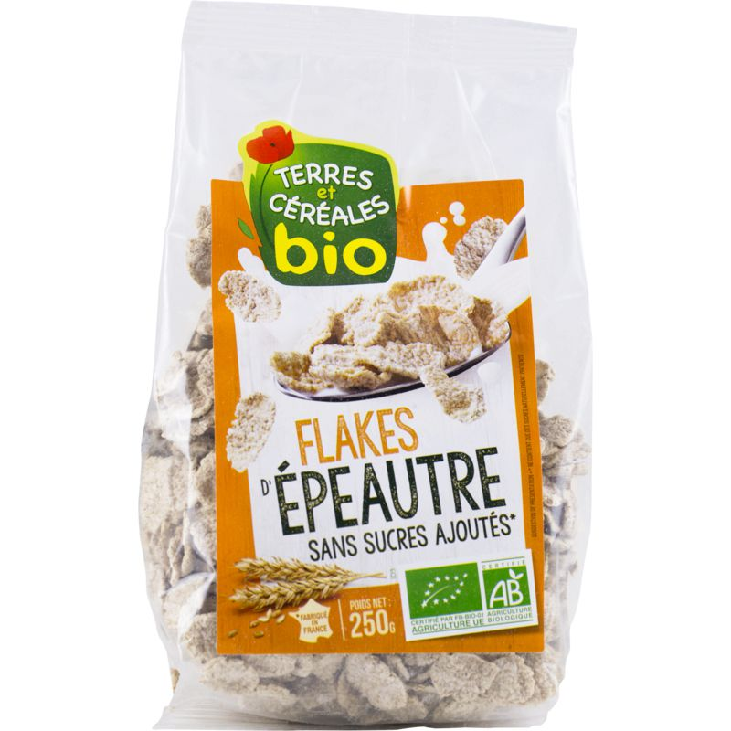 Flakes Epeautre Bio 250 Gr