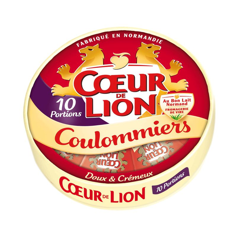 Coulommiers Cdl 10port.50%mg 3