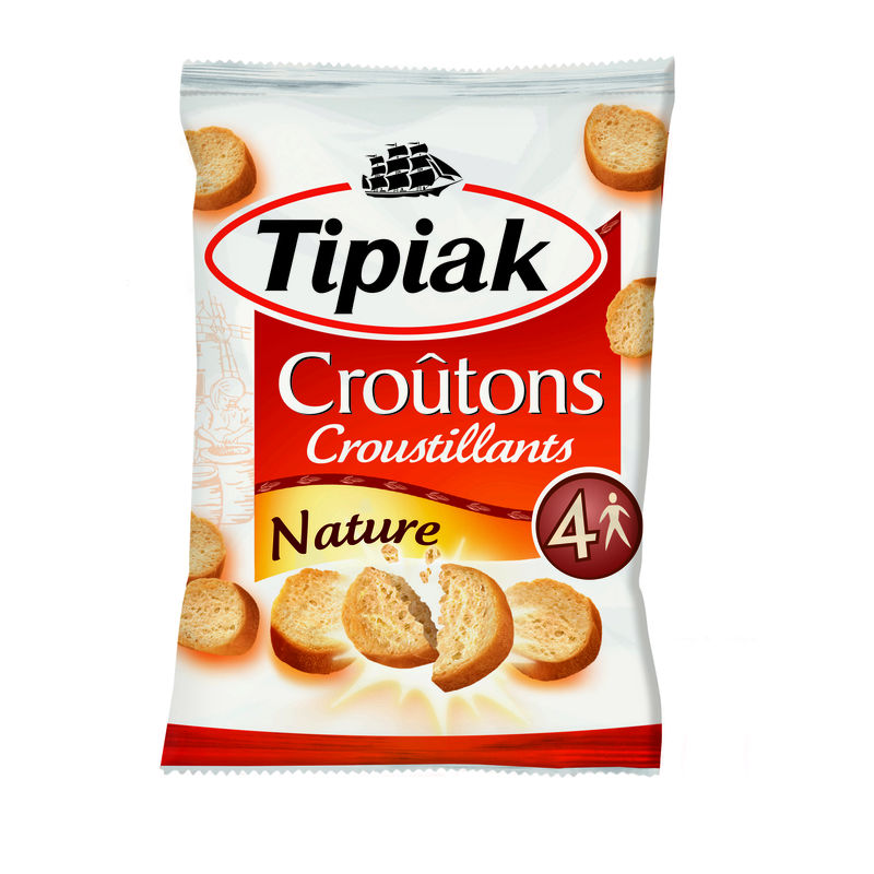 Crouton Gesnoin Nature 90g Tip