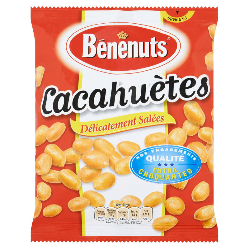 Benenuts Cacahuete Grillees 22
