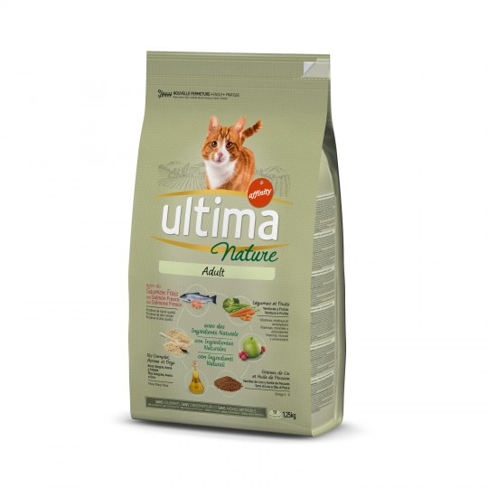 Ultima Nat.adulte Saum.1.25kg