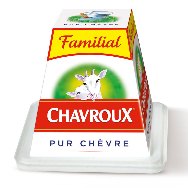 Chavroux Nature 225g