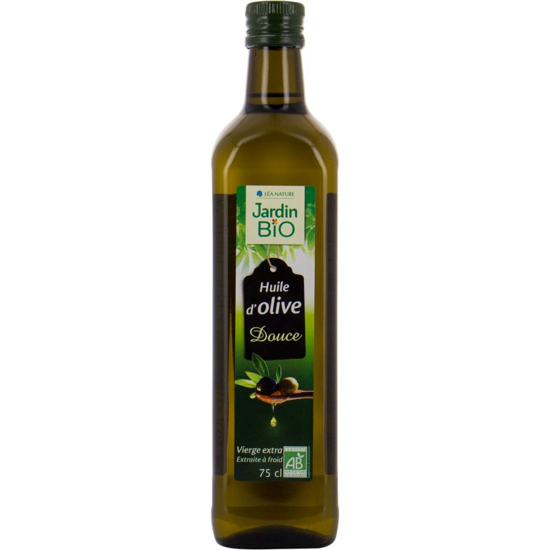 Huile Olive Vierge Bio 75cl
