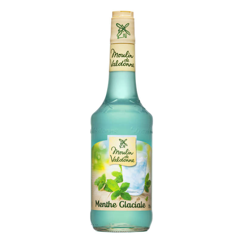 Sirop Mdv Menthe Glac. 70cl