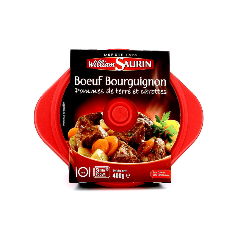 Cocotte Buf Bourg. Ws 400g