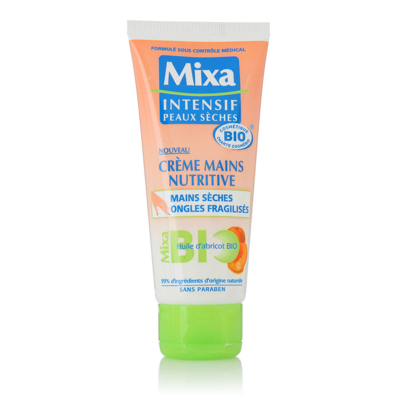 Mixa Crm.mains Bio 100ml