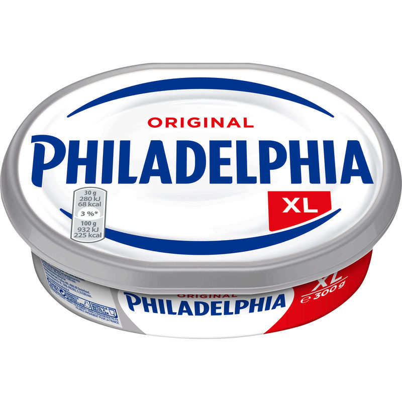Philadelphia Nature 300g