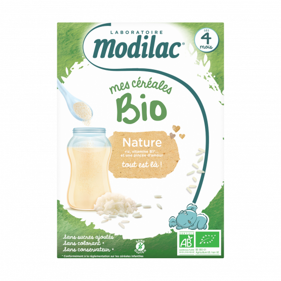 Mes Cereales Bio Nature 250g