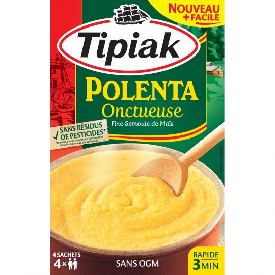 Polenta Ss Pesticides 4x100g