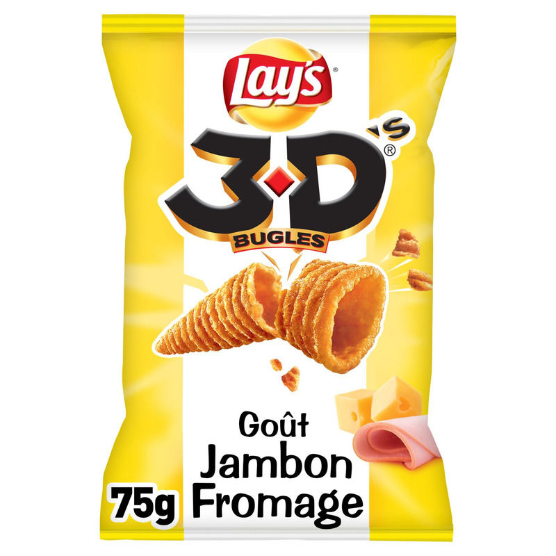 3d's Jbn Fromage Espace 75g