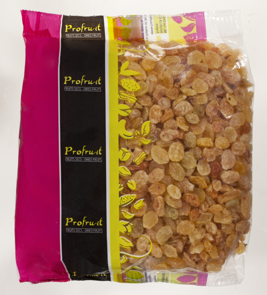 Raisin Golden Import 500g