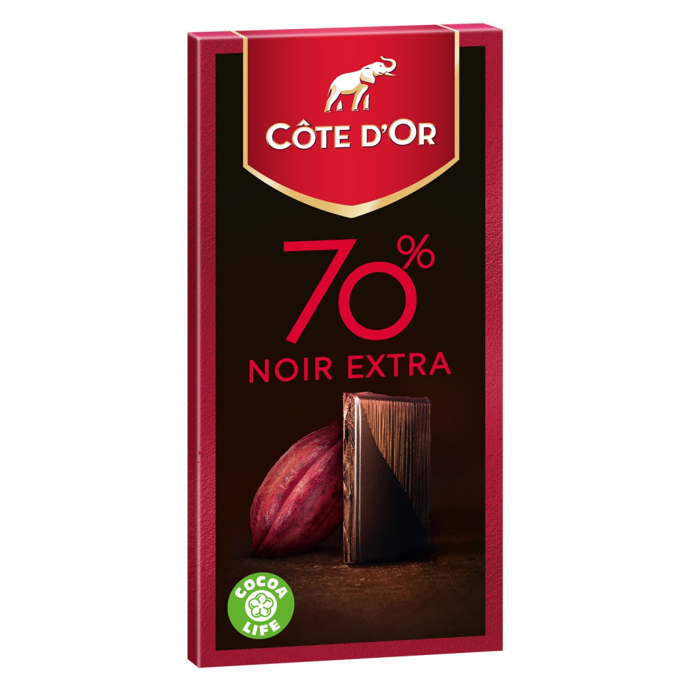 Cote D'or Nr Intens.70%100g