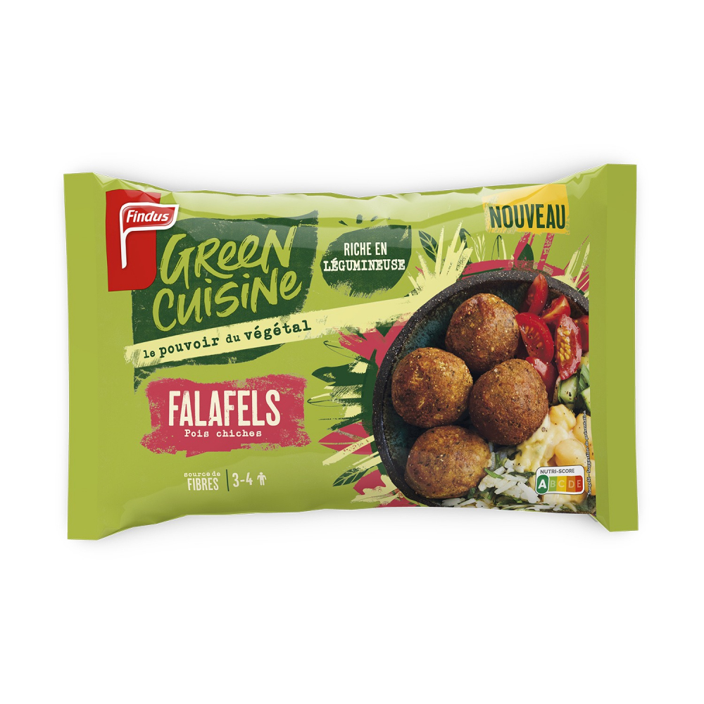 Green Falafels Pois Chiches 45