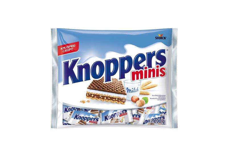 Knoppers Mini 200g