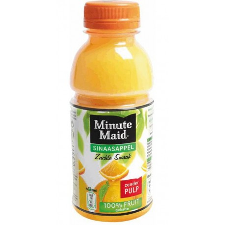 Minut Maid Orange Pet 33cl Fra