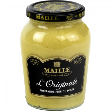 Maille Moutarde Original Bocal