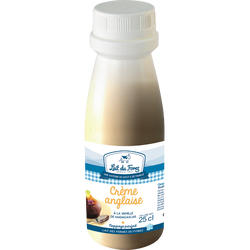 Creme Anglaise Lr Vanille 25cl