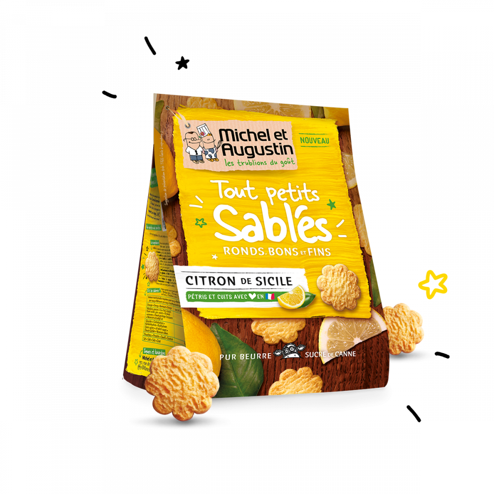 Ptt Sable Citron 90g