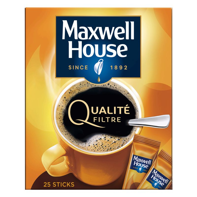 Maxwell Cafe Filtre Stick 25s