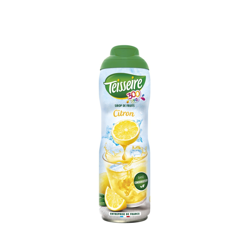 Sirop Citron Teisseire 60cl