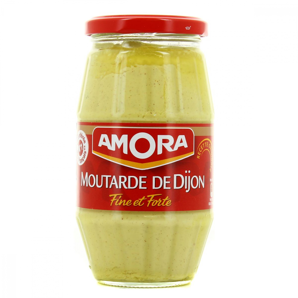Moutarde Amora Bocal 440g